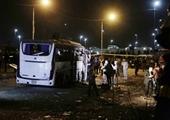 Hiện trường thảm khốc vụ đánh bom du khách Việt ở Ai Cập