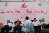 250 cán bộ công nhân viên Điện lực Hải Dương hiến máu nhân đạo