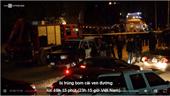 Xe chở du khách Việt trúng bom cài ven đường ở Ai Cập
