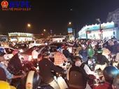 TP HCM cấm nhiều tuyến đường đêm Giao thừa Tết Dương lịch