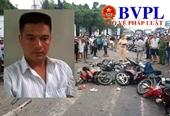 Bắt tài xế container gây tai nạn thảm khốc