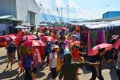 Khoảng 1,9 triệu lượt khách Trung Quốc tới Nha Trang trong năm 2018
