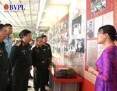 Triển lãm tái hiện 10 năm thực hiện nghĩa vụ quốc tế cao cả tại Campuchia