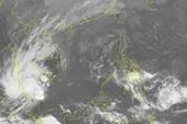 Bão số 1 sẽ gây mưa to và ngập úng cục bộ ở khu vực Nam Bộ
