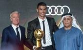 Ronaldo giành giải Cầu thủ hay nhất Bóng đá toàn cầu