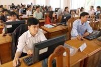 NÓNG Phát hiện 11 bài thi công chức vi phạm khi chấm lại ở Đà Nẵng