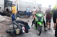 Phê chuẩn bắt tạm giam tài xế xe tải đâm chết hai người ở Phú Quốc