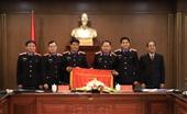 Vụ 5, VKSND tối cao Nhiều chỉ tiêu công tác đạt và vượt yêu cầu của Quốc hội, của Ngành