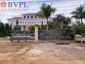 Không GPLX điều khiển ô tô tông chết người, Chỉ huy trưởng BCH Quân sự bị kỷ luật nặng