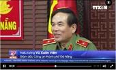 Kỷ luật trưởng công an phường chống lệnh giám đốc công an Đà Nẵng
