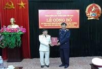 Bổ nhiệm Viện trưởng VKSND tỉnh Tuyên Quang