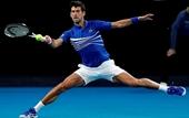 Djokovic thắng chóng vánh vòng một Australia Mở rộng