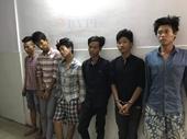 Băng nhóm tuổi teen thực hiện hàng chục vụ trộm cướp táo tợn