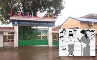 NÓNG Cô giáo bắt học sinh tự tát 50 cái ở Thái Nguyên