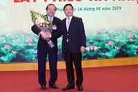 Thứ trưởng Lê Công Thành giữ chức Bí thư Đảng ủy Bộ TN MT