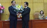 Phó Ban Tổ chức Tỉnh ủy được bầu giữ chức Phó Chủ tịch UBND tỉnh Lạng Sơn