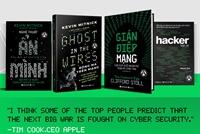 Bộ sách về thế giới Hacker giúp người dùng tại Việt Nam hạn chế bị đánh cắp thông tin