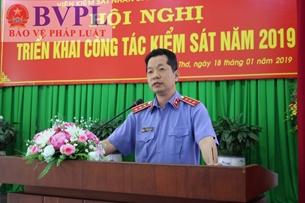 VKSND TP Cần Thơ, Sóc Trăng và An Giang triển khai công tác 2019