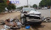 Khởi tố tài xế gây tai nạn liên hoàn đâm chết 2 vợ chồng ở Hà Nội