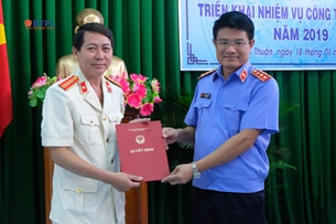 Viện kiểm sát nhân dân tỉnh Ninh Thuận có tân Phó Viện trưởng