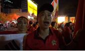 Cảm xúc của cổ động viên sau khi Việt Nam vào tứ kết Asian Cup 2019
