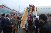 Hãng hàng không Vietjet Air khai trương đường bay Vân Đồn - Thành phố Hồ Chí Minh