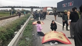 Tai nạn thảm khốc tại Hải Dương, xe tải đâm chết 8 người đi bộ