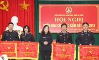 VKSND tỉnh Hà Tĩnh Đạt kết quả xuất sắc trên nhiều lĩnh vực