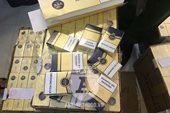 Buôn bán 1 000 bao thuốc lá nhập lậu, bị xử phạt 85 triệu đồng