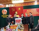 Trưởng ban dân nguyện Quốc Hội thăm và chúc tết VKSND tỉnh Hòa Bình