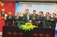 Trường Đại học Kiểm sát Hà Nội và Học viện Khoa học xã hội ký kết ghi nhớ hợp tác