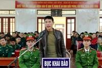 VKSND huyện Hương Sơn phối hợp với Tòa án xét xử lưu động