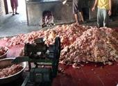 Kinh doanh thực phẩm bẩn sẽ bị xử lý như thế nào