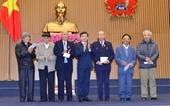 Gặp mặt cán bộ hưu trí VKSND tối cao tại Hà Nội nhân dịp Tết Kỷ Hợi