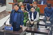 Bị cáo Bùi Văn Thành và Trần Việt Tân bị đề nghị mức án từ 30 đến 42 tháng tù
