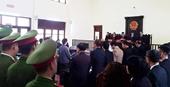 Bị cáo Hoàng Công Lương bị tuyên 42 tháng tù