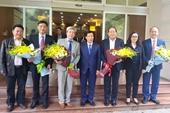 Trường Đại học Thể dục Thể thao Bắc Ninh và Đà Nẵng có hiệu trưởng mới