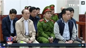 Tiếp tục phiên tòa xét xử Phan Văn Anh Vũ và đồng phạm