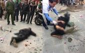 Nghi ăn trộm bó hoa Tết, nam thanh niên bị đánh chết tại chỗ