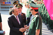 Thủ tướng Chính phủ Nguyễn Xuân Phúc thăm chúc Tết các cơ quan đơn vị TP Đà Nẵng