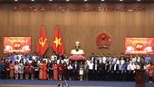 Lãnh đạo VKSND tối cao gặp mặt đầu xuân Kỷ Hợi 2019