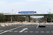 Tổng kiểm tra việc thu phí trên các tuyến cao tốc của VEC