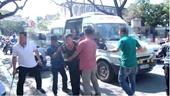 Video vây bắt các đối tượng vận chuyển ma túy giữa TP Huế