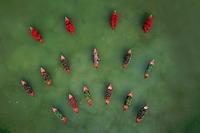 """""""Quảng Ninh thu nhỏ"""" thật độc đáo trong Lễ hội hoa xuân tại Sun World Halong Complex"""
