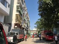 Khẩn trương di dời, tháo dỡ và xây mới chung cư nghiêng lún tại TP HCM