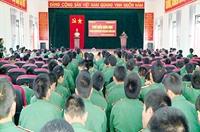 VKS Quân sự Khu vực 23 làm tốt công tác tuyên truyền, phổ biến pháp luật