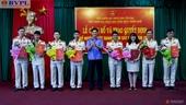 VKSND Thừa Thiên -Huế Trao quyết định bổ nhiệm Kiểm sát viên hai cấp