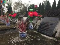 Nơi yên nghỉ của hàng nghìn liệt sỹ hy sinh năm 1979 trên mặt trận Vị Xuyên