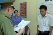 RÚNG ĐỘNG Vụ án gian lận điểm thi ở Sơn La Khởi tố nguyên một Trung tá Công an