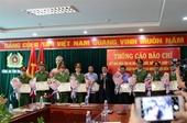 Khen thưởng Ban chuyên án điều tra vụ nữ sinh viên bị sát hại ở Điện Biên
